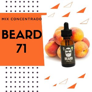 Super Mix - Beard 71 - 10ml - Vlad