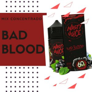 Super Mix - Bad Blood - 10ml - Vlad