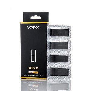Cartucho Pod S1 Voopoo Drag Nano Pod - 4un