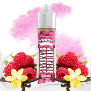 Grandma's Raspberry 30ml - 3mg | Daddy's