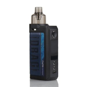 VooPoo Drag MAX 177w Blue + 2 baterias e 1 Juice 30ml