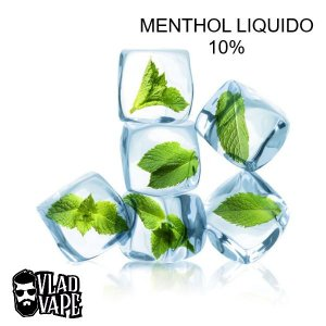 Menthol Liquid - 10ml | VLAD