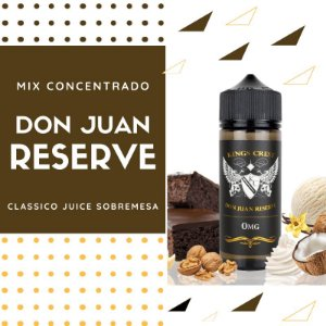 Super Mix - Don Juan Reserve - 10ml - Vlad