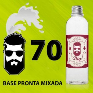 BASE PRONTA MIXADA - VG 70|30 PG