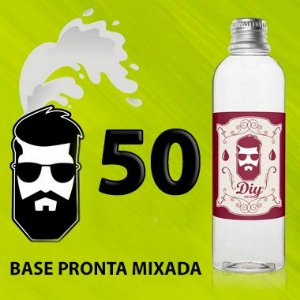BASE PRONTA MIXADA - VG 50|50 PG