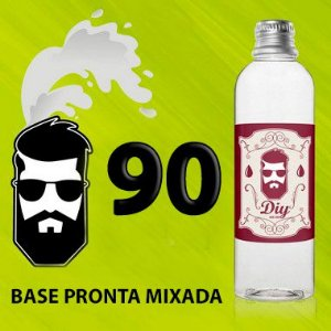 BASE PRONTA MIXADA - VG 90|10 PG