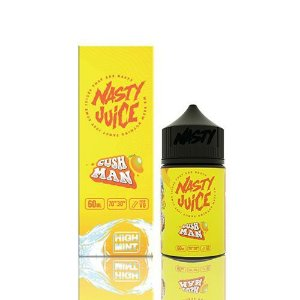 Nasty Juice High Mint - Slow Blow 60ml - 3mg