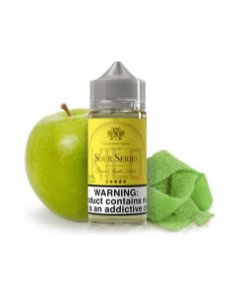 KILO SOUR GREEN APPLE 100ML 3MG