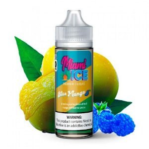 FUGGIN MIAMI ICE BLUE MANGO 120ML 3MG
