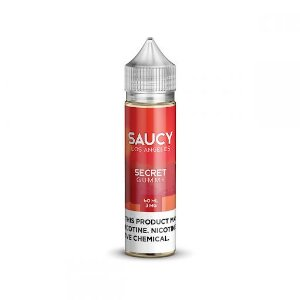 VAPE SAUCY ORIGINAL SECRET GUMMY 3MG