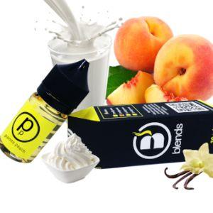 Panna Peach - 30ml - 3mg |Blends