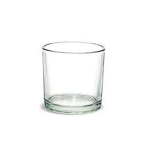 Copo para Whisky de Vidro Transparente