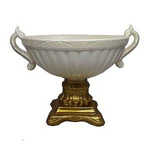 Vaso Imperial Ouro Pérola