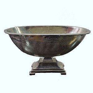 Vaso Prata de Alumínio