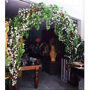 Portal de Flores artificiais