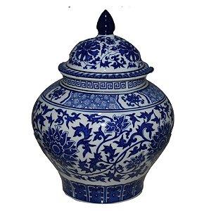 Potiche Portuguesa Azul