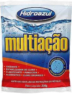 Cloro Pastilha Multiação - Hidroazul