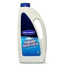 Algicida Manutenção - Hidroazul - 1 litro