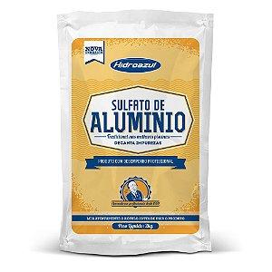 Sulfato de Alumínio  - Hidroazul - 2kg