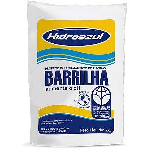 Elevador de pH Barrilha  - Hidroazul - 2kg