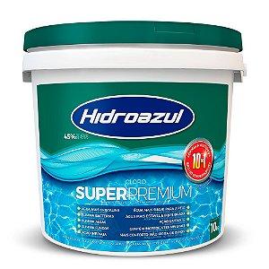 Cloro Super Premium - Hidroazul - 10kg