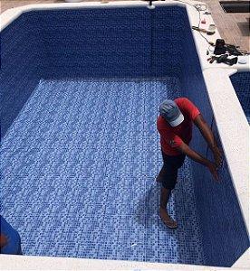 Serviço de Mão de obra instalação Vinil até 100 m²