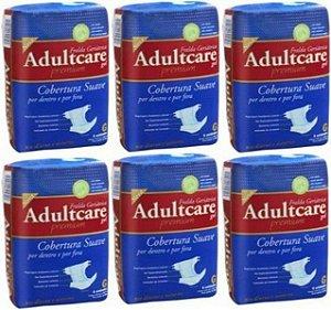 Fralda Geriatrica Adultcare Premium - G - 48 Unidades