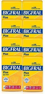 Fralda Geriatrica Bigfral - Juvenil - 88 Unidades