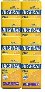Fralda Geriatrica Bigfral XG 56 Unidades