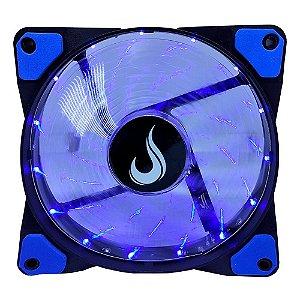 Cooler FAN Rise Mode Wind W1, 120mm, LED Azul (RM-WN-01-BB)