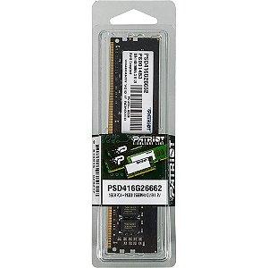 Patriot Signature Line 16GB DDR4 2666MHz (PSD416G26662)