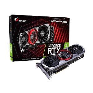 Colorful iGame GeForce RTX 3070 Advanced OC-V 8GB GDDR6 256Bit (G-I3070A OC-V)