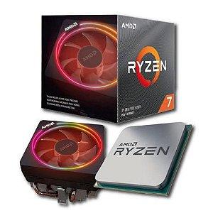 (OPEN BOX) AMD Ryzen 7 3700X 8-Core 16-Thread 3.6 GHz (Max Turbo 4.4GHz) Cache 32MB c/ Cooler Wraith Prism RGB AM4 (YD370XBGAFBOX)
