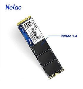 SSD Netac NV2000 512GB M.2 2280 PCIe GEN3X4 NVME (NT01NV2000-512-E4X)