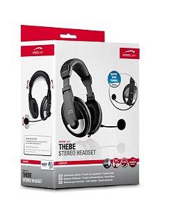 Headset Speedlink Thebe Stereo (SL-8743-SBK-02)