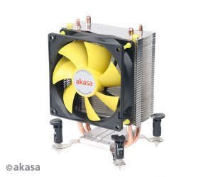 Cooler AKASA Venom Atto 92mm Heat Pipe (AK-CC4012ES01)