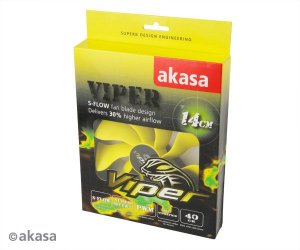 Fan Akasa Viper 140MM (AK-FN063)
