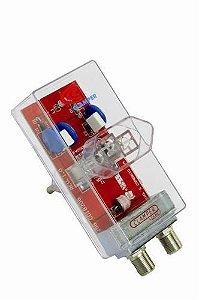 Protetor Clamper C. Telef/Energ DPS CLAMPER CABO (C-PT-1Bt-2CF-L)