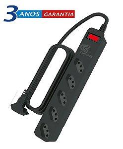 Filtro de linha DPS iClamper Energia 5 Preto (010872)