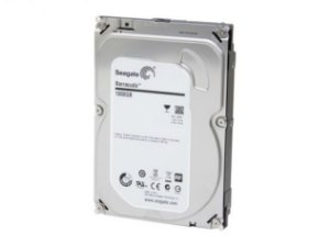 "Seagate Barracuda 1TB 7200 RPM 64MB Cache SATA 6.0Gb/s 3.5"" (ST1000DM003)"