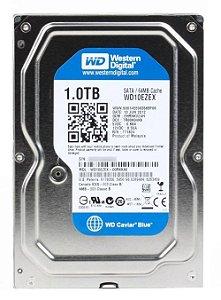 """Western Digital Caviar Blue 1TB 7200 RPM 64MB Cache SATA III 6.0Gb/s 3.5"""" (WD10EZEX)"""