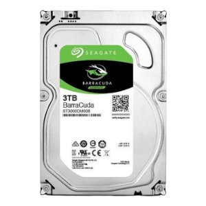 "Seagate Barracuda 3TB 7200 RPM 64MB Cache SATA 6.0Gb/s 3.5"" (ST3000DM008)"