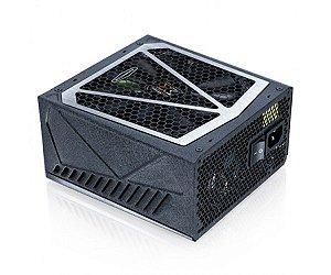 Fonte Xigmatek Stealth Vector P600 80 PLUS Platinum Certified Semi Modular PFC Ativo (CPA-0600PFV-U51)