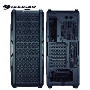 Gabinete Cougar Evolution Black 6GR1 USB 2.0 Full Tower
