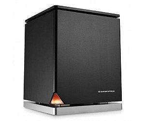 Gabinete Xigmatek Nebula Black Mini-ITX (CCD-02ABX-U01)
