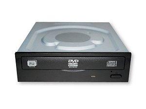 DVD LITE-ON OEM PRETO SATA (IHAS122-14 FU)