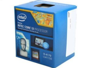 Intel Core i3-4170 Haswell Dual-Core 3.7GHz LGA 1150 54W Intel HD Graphics 4400 (BX80646I34170)