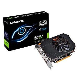 GIGABYTE GeForce GTX 970 OC MINI ITX 4GB 256-Bit GDDR5 PCI Express 3.0 HDCP (GV-N970IXOC-4GD)