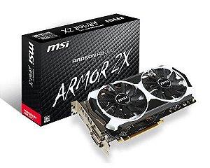 MSI Radeon R9 380 OC 2GB 256-Bit GDDR5 PCI Express 3.0 DirectX 12 CrossFireX (R9 380 2GD5T OC)