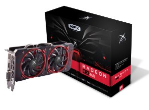 XFX Radeon RX 460 4GB 128-Bit GDDR5 PCI Express 3.0 DirectX 12 CrossFireX (RX-460P4DFG5)